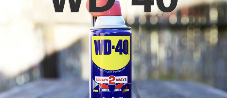 You'll be AMAZED at these 14 ways to use your trusted can of WD-40